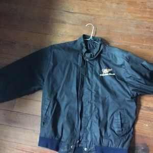 Vintage miller genuine draft jacket